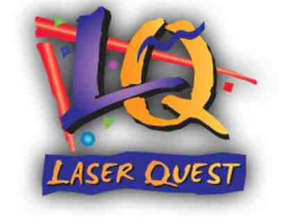 Birthday Party up to 10 People at Laser Quest