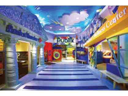 4 Play Passes to Miami Children's Museum