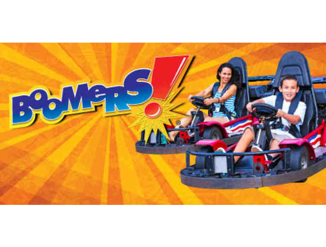 10 FREE Mini Golf or Go Kart Ride Coupons for Boomers