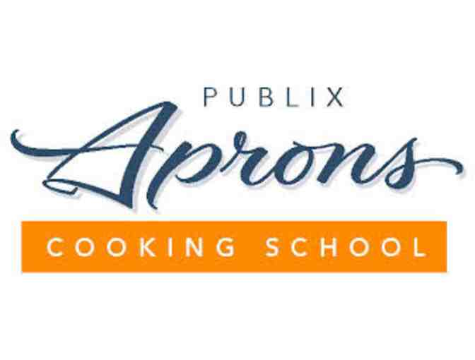 COOKING CLASS FOR 4 at PUBLIX APRON