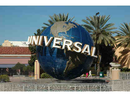 2 One Day, 2 Park Passes to Universal Studios and Islands of Adventure