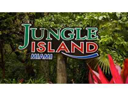 One Day Park Admission for Two at Jungle Island