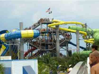 4 Complimentary Tickets to  Rapids Water Park