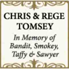 Chris and Rege Tomsey