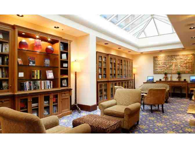 Portland's Best Luxury Hotel - Two Nights in a Symphony Suite Room at the Heathman