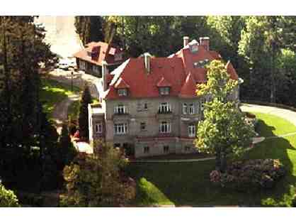 Pittock Mansion Two Passes