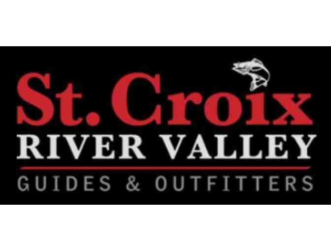 St. Croix Valley River Guides - Full Day Guided Fishing Trip