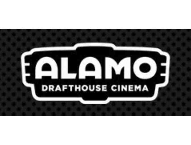 Alamo Drafthouse Cinema - 2 admission tickets + $20 in food vouchers