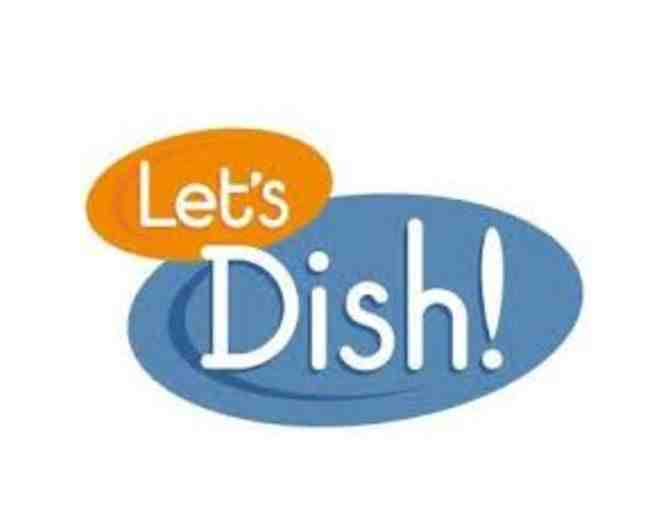 Let's Dish Gift Card