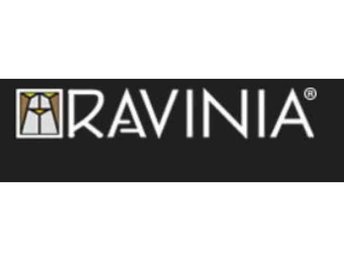 Ravinia - Four tickets for any Classical Lawn Concert