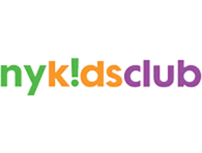 Birthday Party at NYKids Club - Gift Certificate