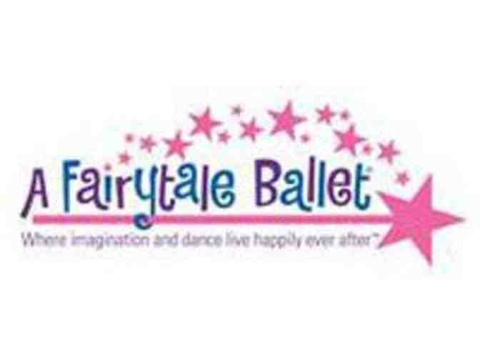 A Fairytale Ballet - Four Classes and Tutu package