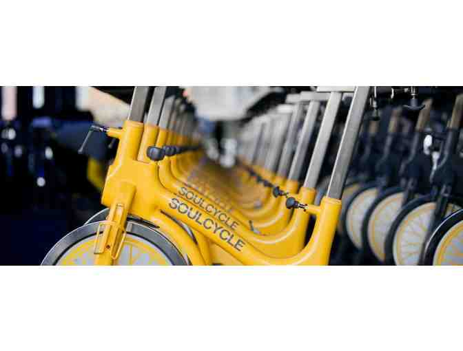 Soul Cycle - 3 Series of Classes