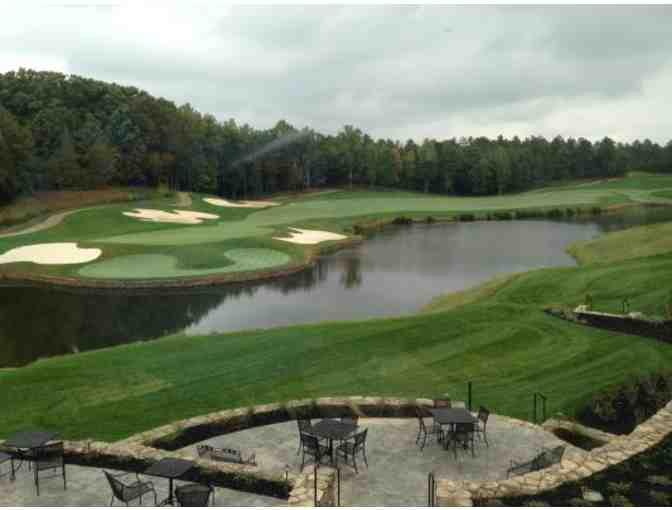 Four Golfers Hit the Links at Spring Creek Course