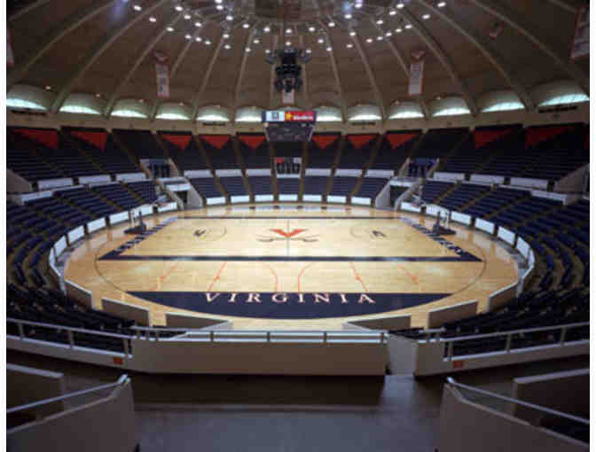 Bring Your Loudest Wahoowa with Three Tickets to Men's Basketball Game