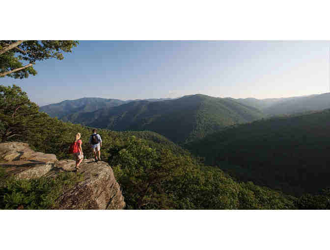 Four Passes to Outdoor Adventures at Wintergreen