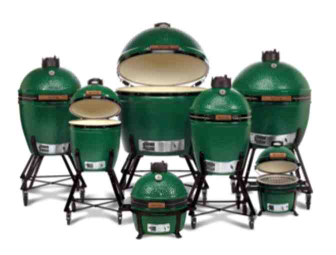Big Green Egg Grills Every Meal to Perfection