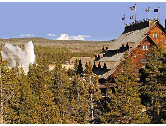 Xanterra Parks & Resorts Lake Yellowstone Hotel/Old Faithful Inn