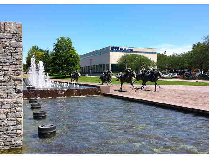 Visit the 'Horse Capital of the World' in Lexington, KY - A Personalized Package for Two