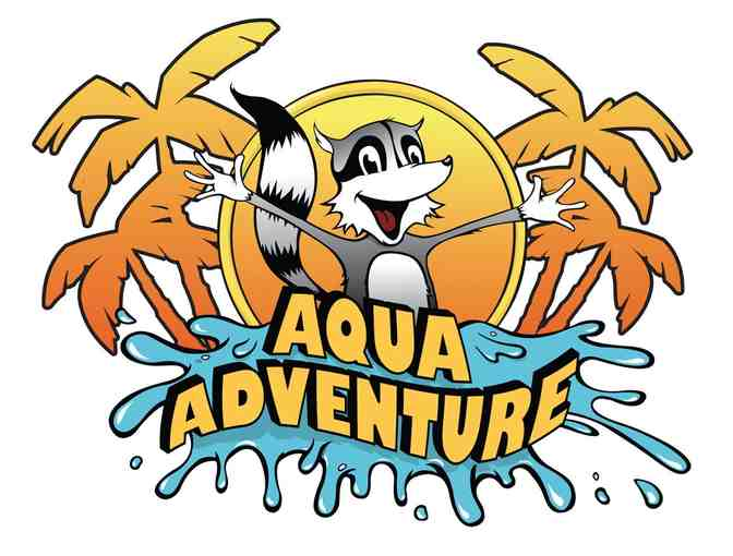 Aqua Adventure Waterpark - 2 Admission Tickets
