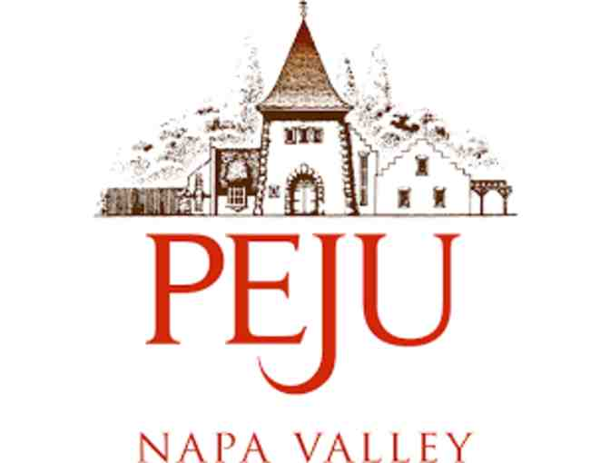 Peju Winery - Wine tasting for 4 people