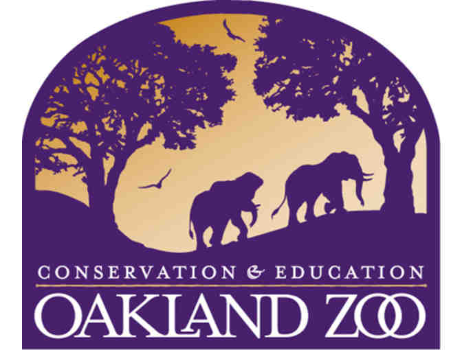 Oakland Zoo - Family Day Pass