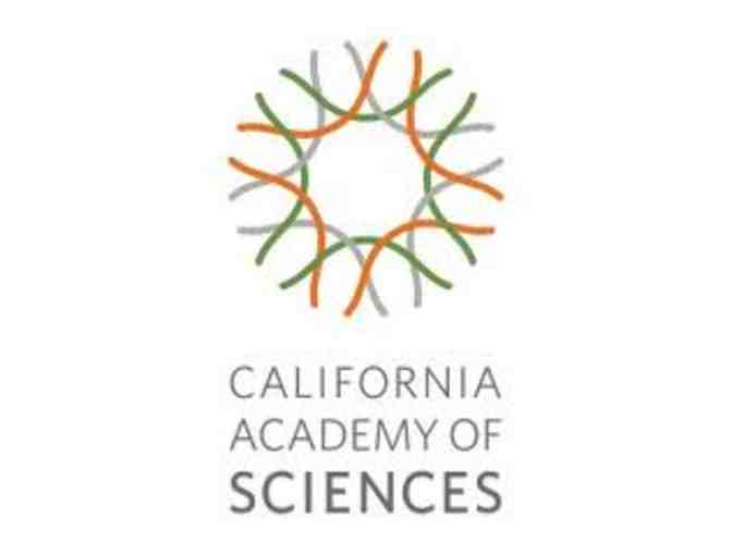 California Academy of Sciences  - 4 Admission Passes