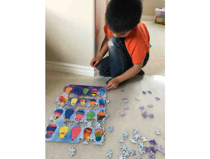 2nd Grade Room 201(Li): 285-piece Tweets Puzzle