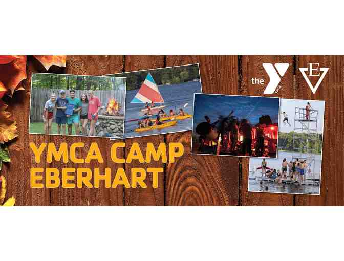 $200 Off Resident Camp at YMCA Camp Eberhart in Michigan - Photo 1