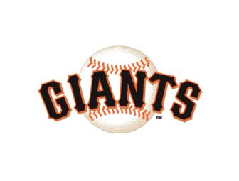 Four (4) Tickets to SF Giants 2012 Baseball Game