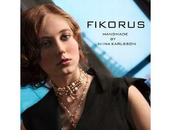$150 Gift Certificate for Fikorus Jewelry