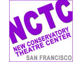 2 Subscriptions to New Conservatory Theater 2012 Season