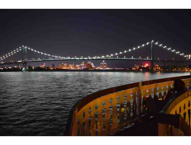 $50 Gift Certificate to Detroit Princess Riverboat