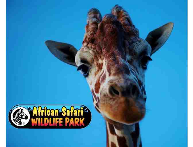African Safari Wildlife Park VIP Pass