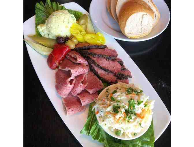 A Delectable Dinner for 2 at Stage Deli