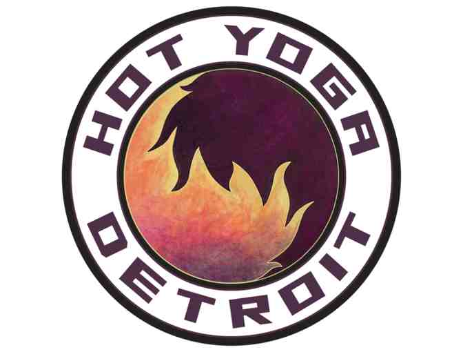 Hot Yoga Detroit One-Month Unlimited Visits