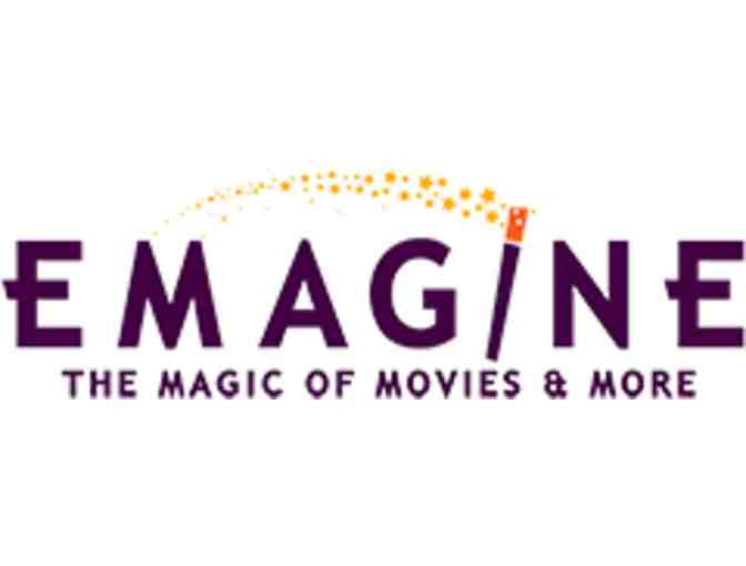 2 Movie Passes to Emagine Theatre