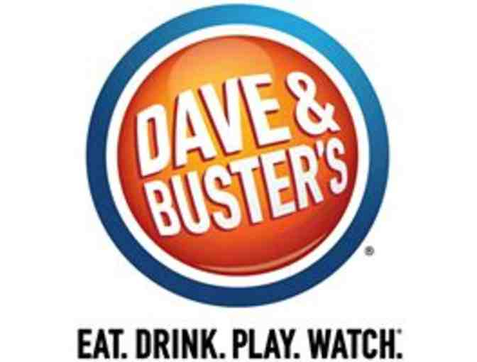 $20 Dave and Busters Gift Card