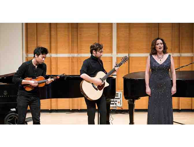 "Two tickets to the New York Festival of Song's ""From Lute Songs to the Beatles"", March 13 - Photo 1"