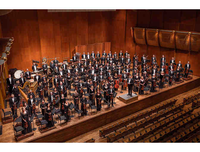 Two tickets for a concert by the world-renowned New York Philharmonic - Photo 1