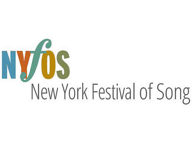 "Two tickets to the New York Festival of Song's ""From Lute Songs to the Beatles"", March 13 - Photo 2"