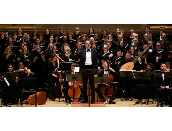 "Two Tickets to ""Orphic Moments"" with MasterVoices at Frederick P.Rose Hall on May 6 or 7 - Photo 2"