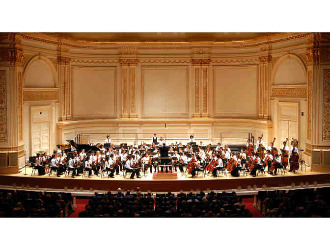 Two tickets for a performance in NYC's legendary Carnegie Hall - Photo 2