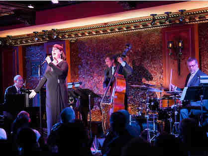 Feinstein's/ 54 Below - an unforgettable New York nightlife experience