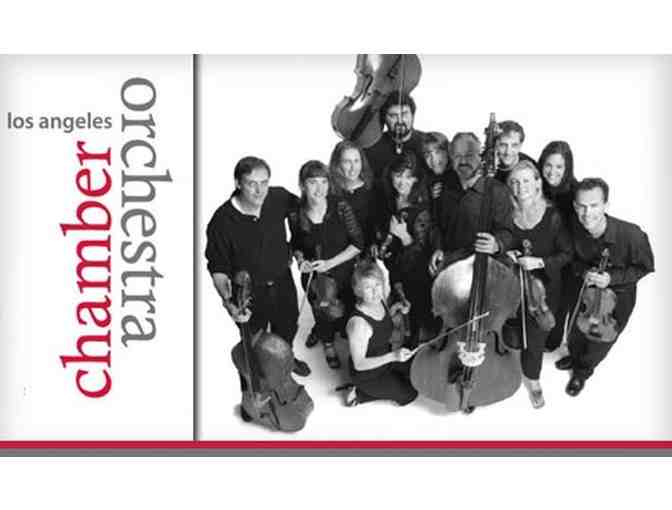 Los Angeles Chamber Orchestra - Photo 1