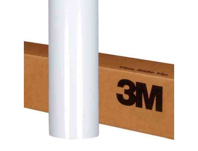 3M™ Scotchcal™ with Comply™ Adhesive IJ18Cv3; Luster Laminate 8519