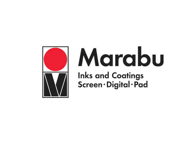 Marabu solvent-based inks for Roland printers