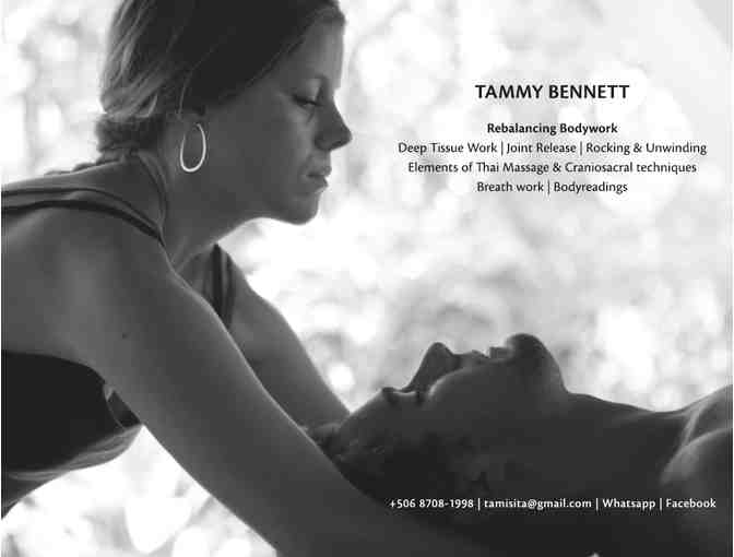 90 minute massage with Tammy Bennett - Photo 1