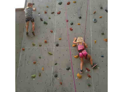 1 Hour Family Climbing Session with Climb Nosara & Steve Way