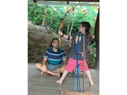 Archery Class For 3 People With Pura Veda